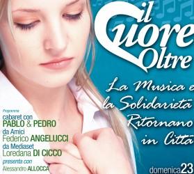 """Adv for """"Il cuore oltre"""" (1)"""