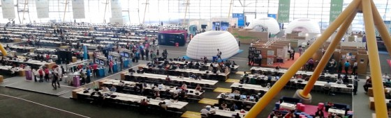 Glastonbury For Geek: Ten Thousand Developers At London World Campus Party